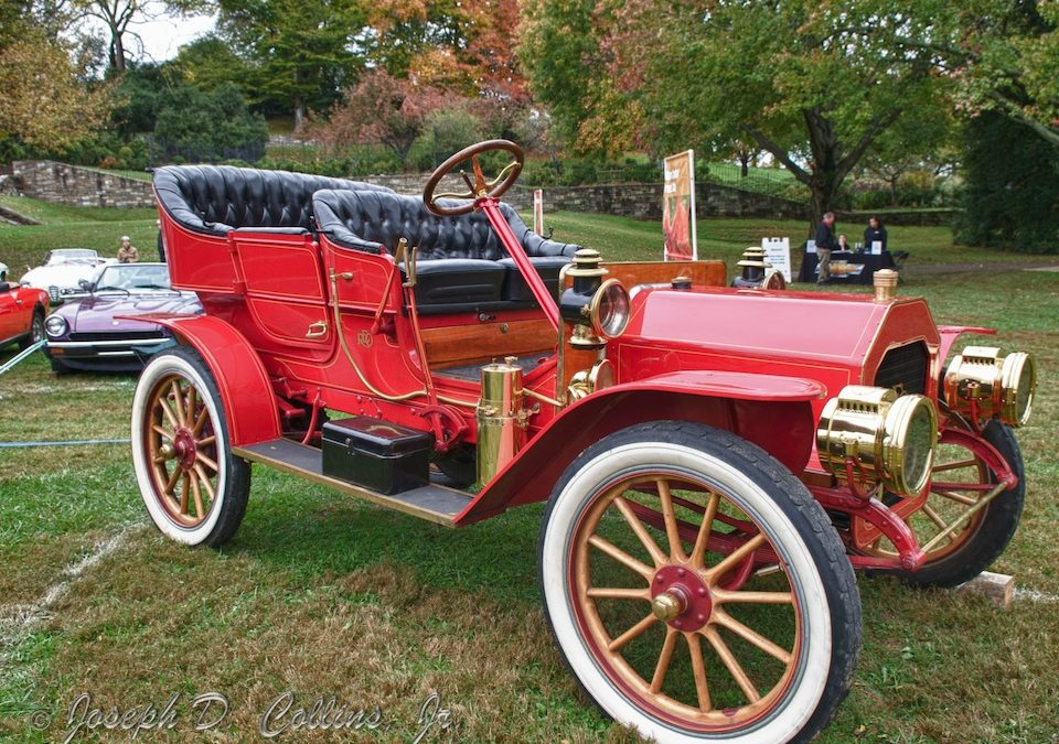 Rockville Maryland Antique Car Show
