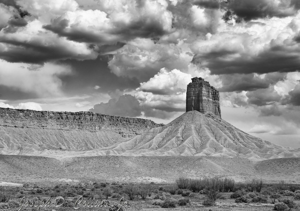 Chimney Rock – Ute Mountain Tribal Park